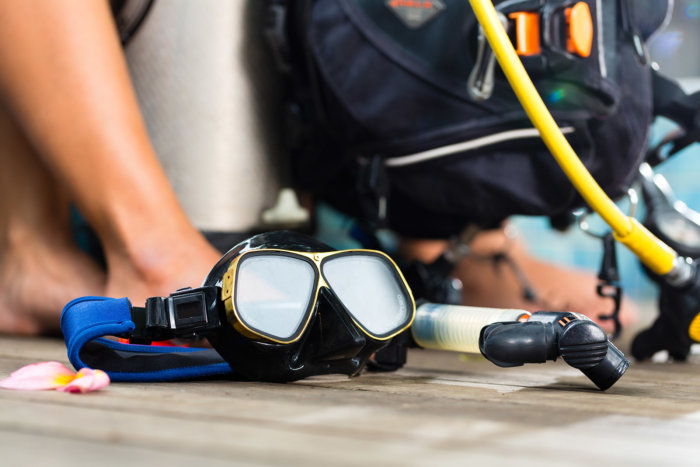 Scuba Diving Equipment