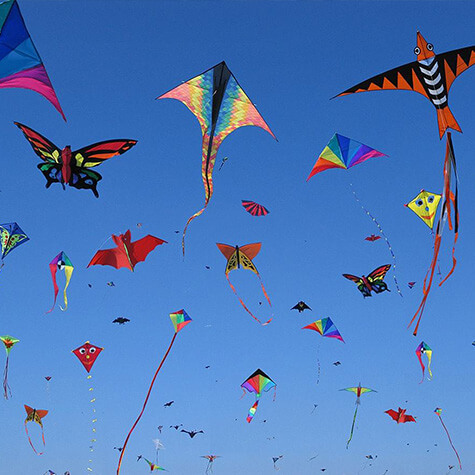 30th Annual Four Winds Kite Festival
