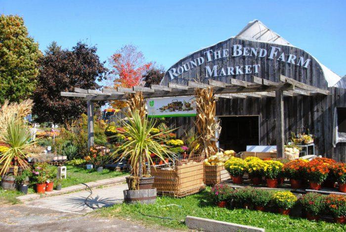 Round the Bend Farm