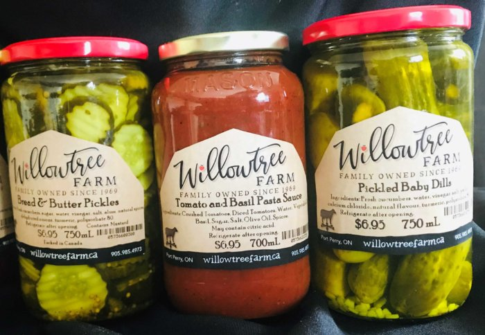 Willowtree Pickles